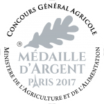CGA Médaille d'argent
