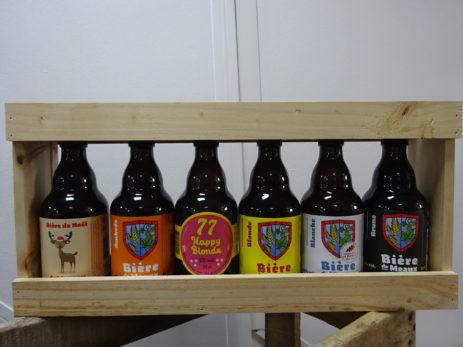 Demi-mètre / 6 bières 33cl différentes
