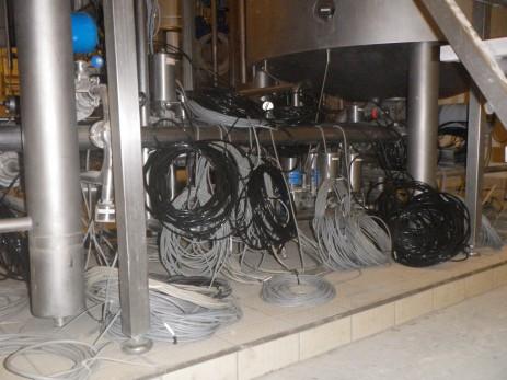 Electricité brasserie